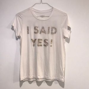 Victoria's Secret medium t shirt.